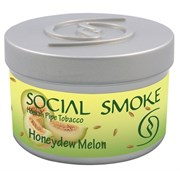 Табак Social Smoke Honeydew Melon 250 грамм