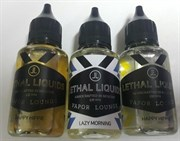 Жидкость LETHAL LIQUIDS Happy hippie (70/30, 30ml. 6mg.)