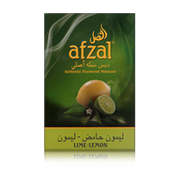 Табак Afzal Lime Lemon (Лайм Лимон) 50 грамм