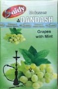Табак Dandash Grapes with Mint (Виноград с мятой) 50 грамм