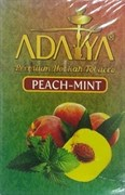 Табак Adalya Peach-Mint (Персик-Мята) 50 грамм