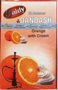Табак Dandash Orange with Cream(Апельсин с кремом) 50 грамм