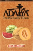 Табак Adalya Double Melon (Арбуз Дыня) 50 грамм