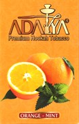 Табак Adalya Orange-Mint (Апельсин-Мята) 50 грамм