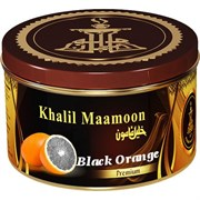 Табак Khalil Maamoon Black Orange (Черный апельсин) 250 грамм